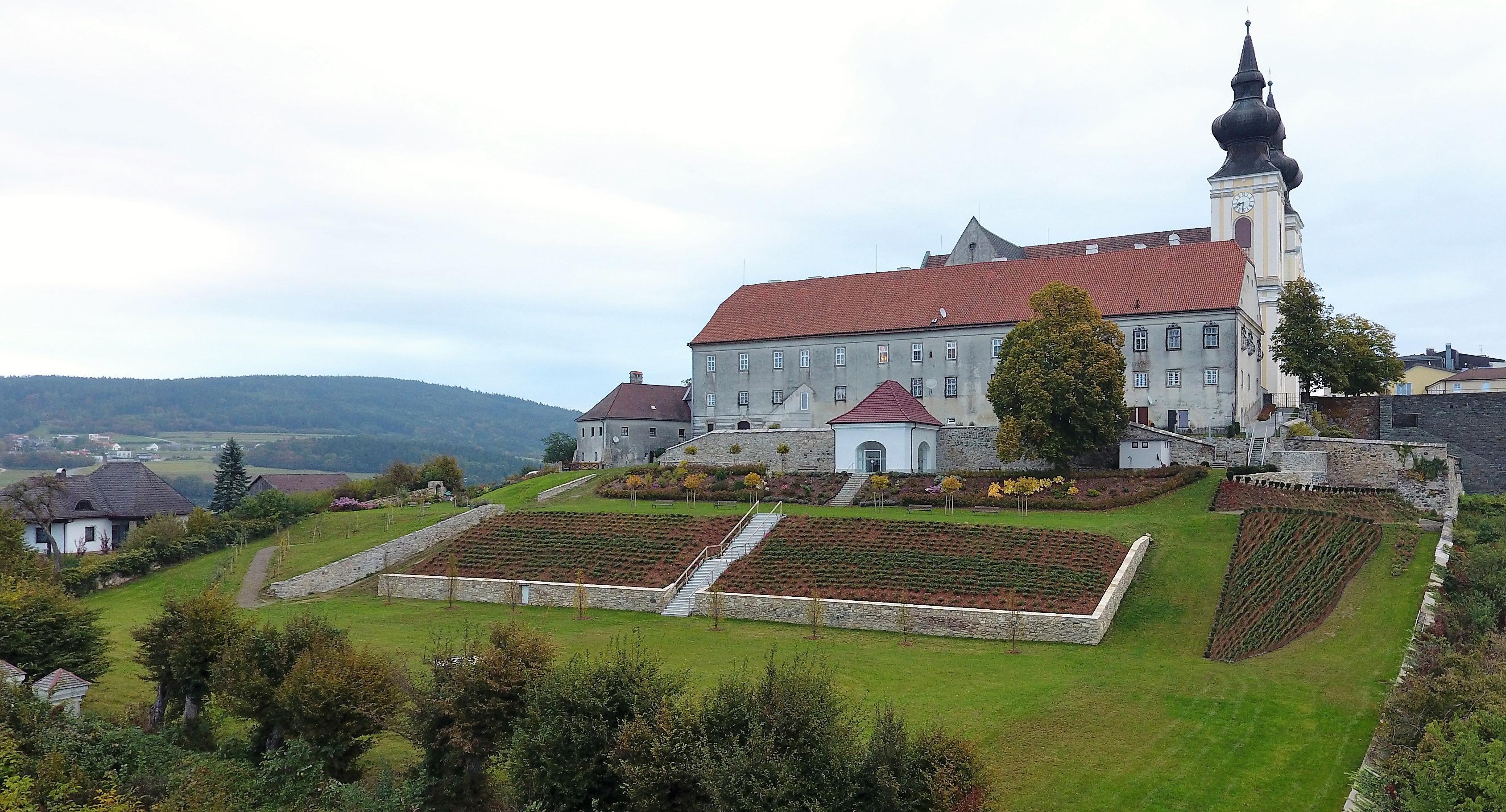 Klostergarten Maria Taferl Willkommen Auf Natur Im Garten