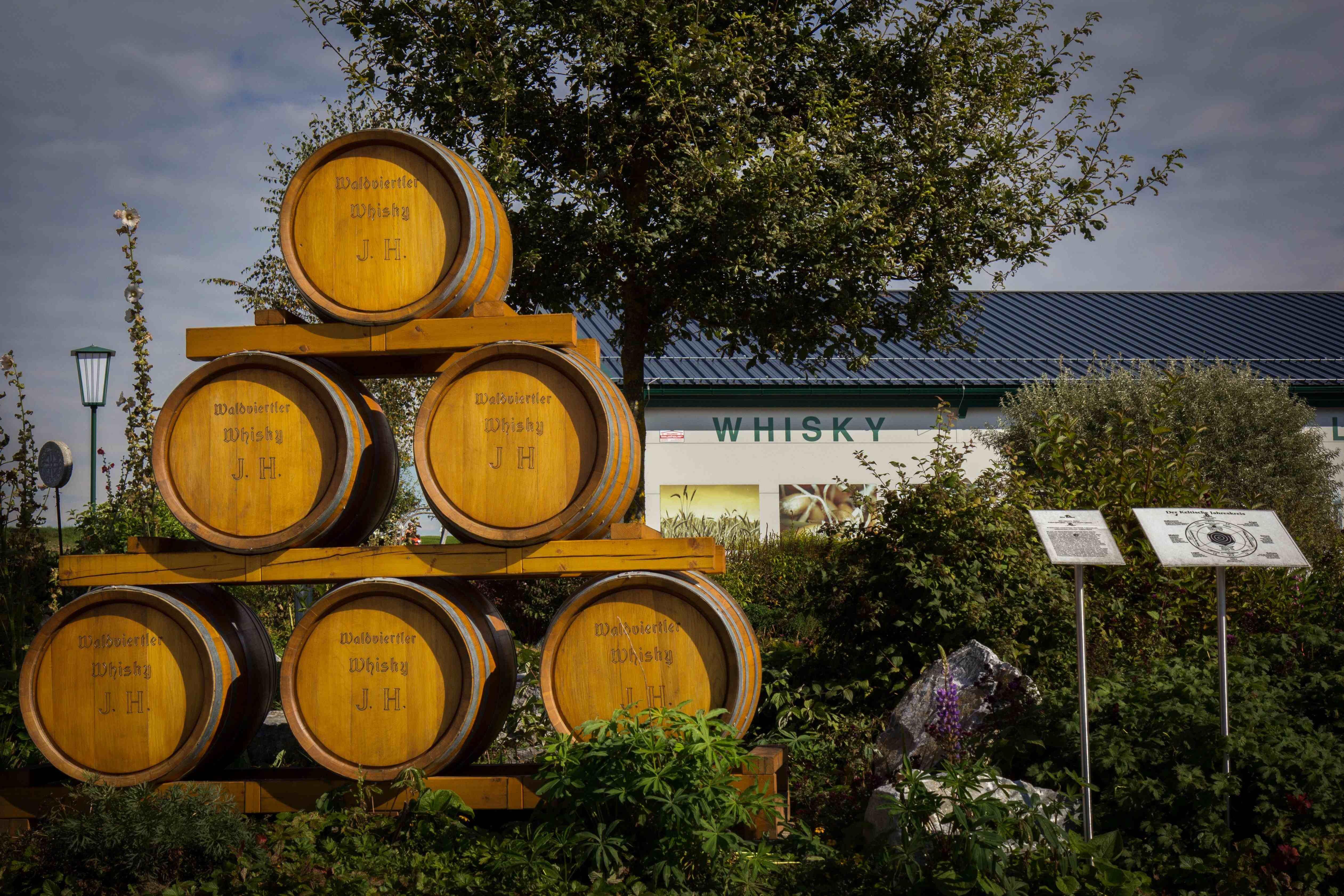 whisky-erlebniswelt - willkommen auf natur im garten