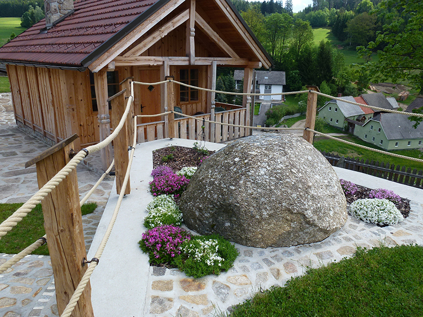 Erlebnis Stein & Garten - Willkommen auf Natur im Garten